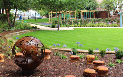DIYSOS Blackpool Carers Garden