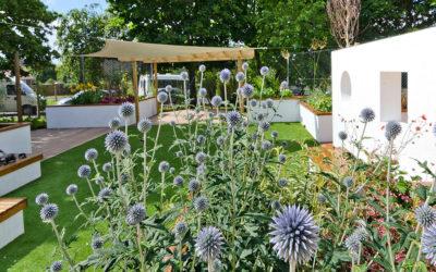 Southbrook School Sensory Garden
